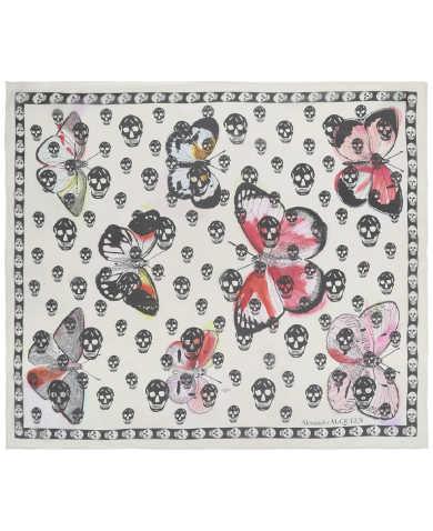 Alexander McQueen Women's Scarves 416610-3060Q-9272