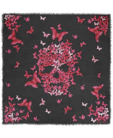 Alexander McQueen Women's Scarves 444108-3418Q-1072