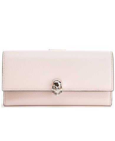 Alexander McQueen Women's Wallet 554191-BPT0I-9901