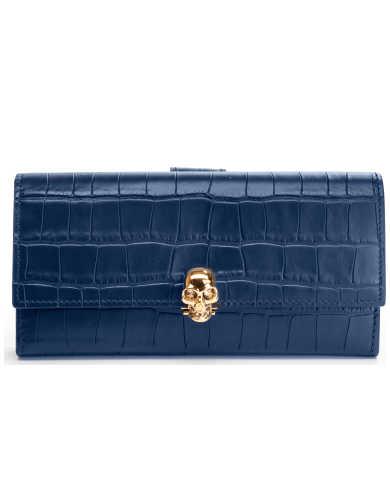 Alexander McQueen Women's Wallet 554191-DZT0G-4011