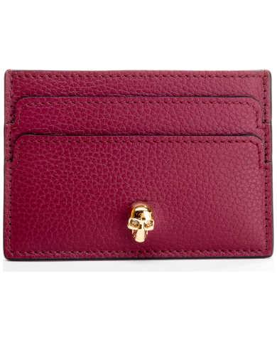 Alexander McQueen Women's Card Case 554193-BPT0G-6401