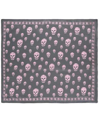 Alexander McQueen Women's Scarves 557717-3060Q-4189
