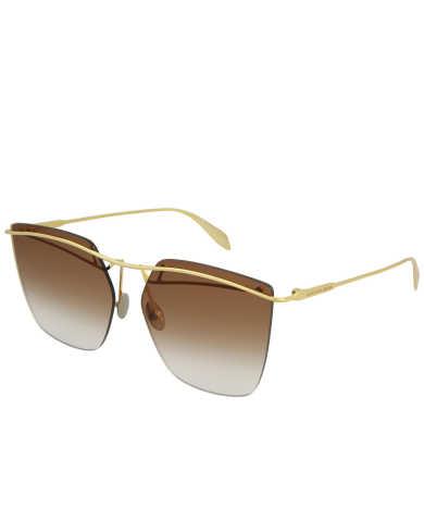 Alexander McQueen Women's Sunglasses AM0144S-30002582-001