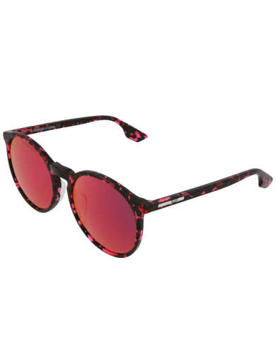 Alexander McQueen Women's Sunglasses MQ0038SA-30000658-005