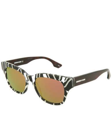 Alexander McQueen Unisex Sunglasses MQ0067S-30001282-004