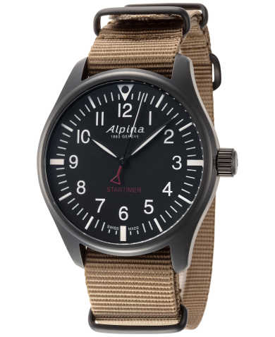 Alpina Men's Watch AL-235B4FBS6