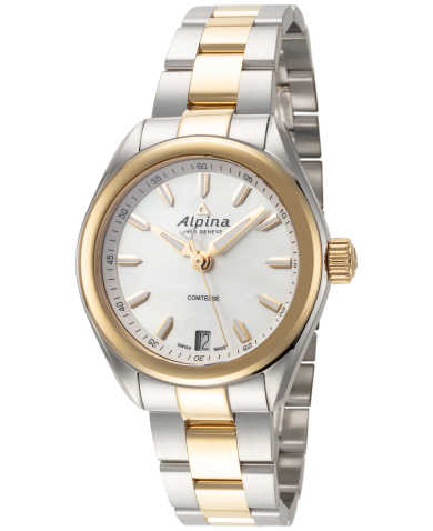 Alpina Women's Quartz Watch AL-240MPW2C3B