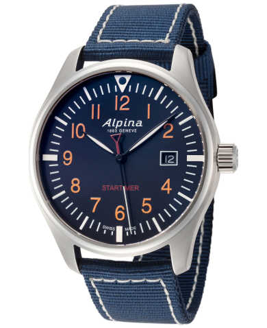 Alpina Men's Quartz Watch AL-240N4S6