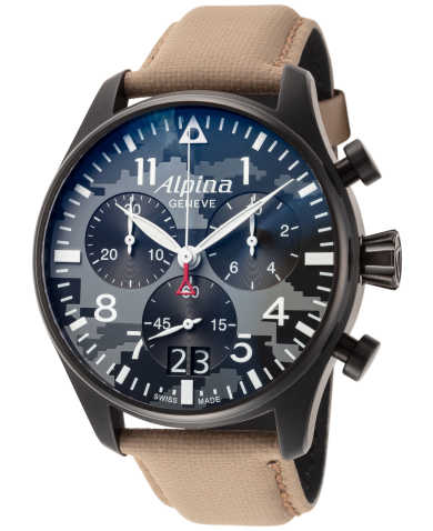 Alpina Men's Quartz Watch AL-372BGMLY4FBS6