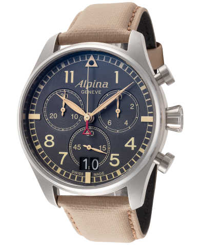 Alpina Men's Quartz Watch AL-372BGR4S6