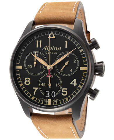 Alpina Men's Watch AL-372GR4FBS6