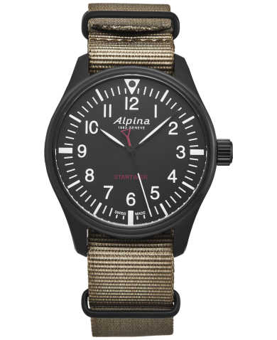 Alpina Men's Watch AL235B4FBS6