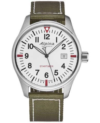 Alpina Men's Quartz Watch AL240S4S6