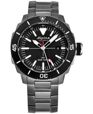 Alpina Men's Quartz Watch AL247LGG4TV6B