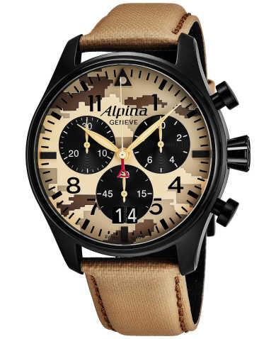Alpina Men's Watch AL372MLY4FBS6