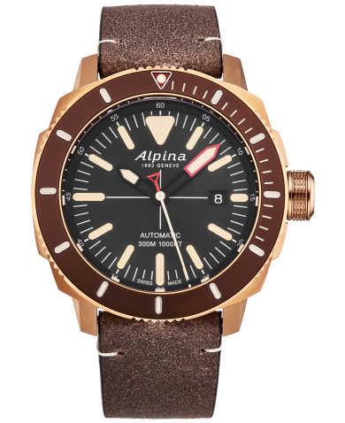 Alpina Men's Watch AL525LBBR4V4