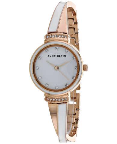 Anne Klein Women's Watch AK-2216RWST