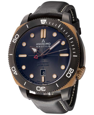 Anonimo Men's Automatic Watch AM-1001-05-001-A11-BLKT
