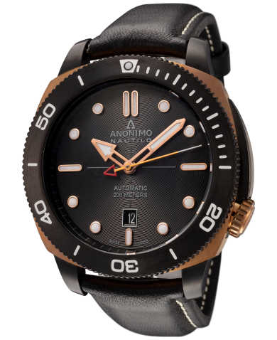 Anonimo Men's Automatic Watch AM-1001-05-001-A11-BRZT