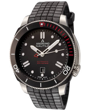 Anonimo Men's Automatic Watch AM-1002-01-001-A11