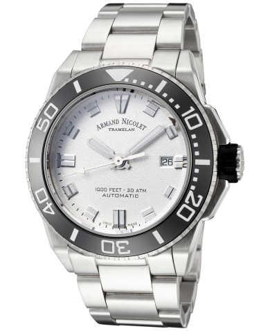 Armand Nicolet Men's Watch A480AGN-AG-MA448