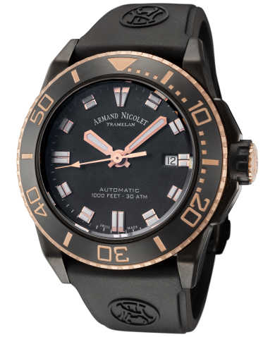 Armand Nicolet Men's Watch A480AQS-NS-GG471