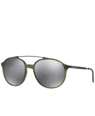 Armani Exchange Men's Sunglasses AX4069S-82426G-57
