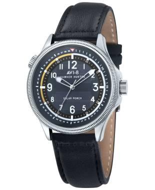 AVI-8 Hawker Hunter Men's Quartz Solar Watch AV-4018-01