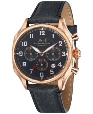 AVI-8 Supermarine Seafire Men's Quartz Watch AV-4025-04J