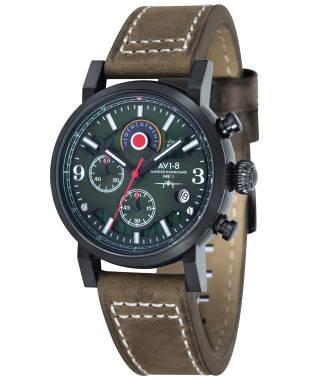 AVI-8 Hawker Hurricane Men's Quartz Watch AV-4041-04