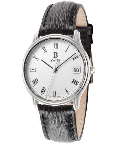 B Swiss by Bucherer Men's Watch 00.50001.08.21.01