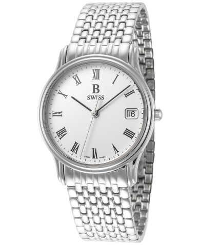 B Swiss by Bucherer Men's Watch 00.50001.08.21.21