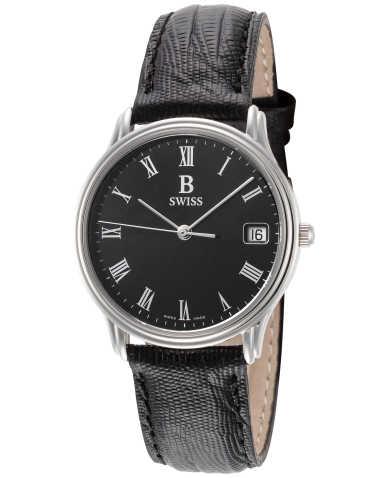 B Swiss by Bucherer Men's Watch 00.50001.08.31.01