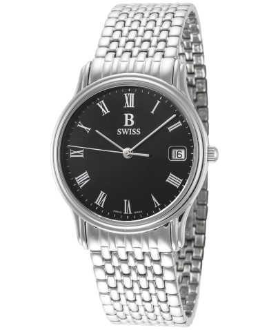B Swiss by Bucherer Men's Watch 00.50001.08.31.21