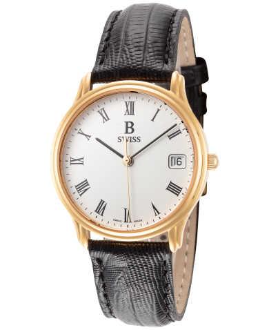 B Swiss by Bucherer Men's Watch 00.50001.10.21.01