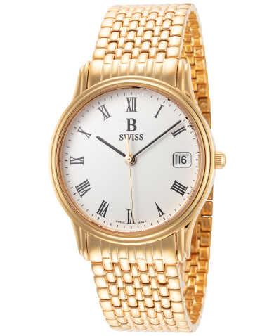 B Swiss by Bucherer Men's Watch 00.50001.10.21.21