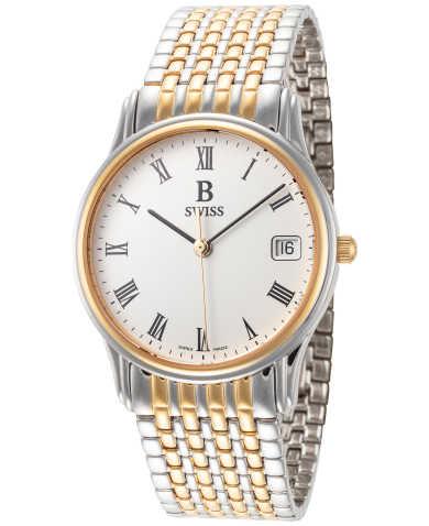 B Swiss by Bucherer Men's Watch 00.50001.34.21.21