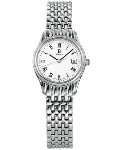 B Swiss by Bucherer Women's Watch 00.50002.08.21.21