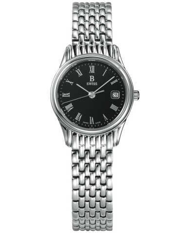 B Swiss by Bucherer Women's Watch 00.50002.08.31.21