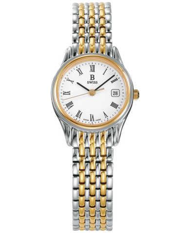 B Swiss by Bucherer Women's Watch 00.50002.34.21.21