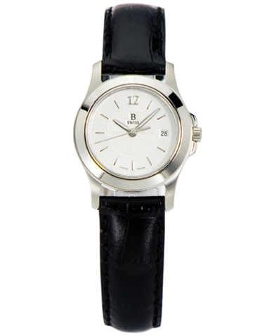 B Swiss by Bucherer Women's Watch 00.50102.08.16.01