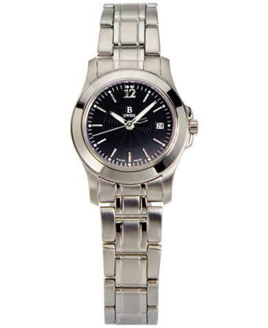 B Swiss by Bucherer Women's Watch 00.50102.08.36.21