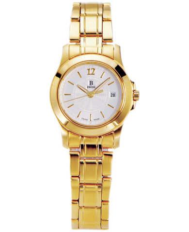 B Swiss by Bucherer Women's Watch 00.50102.10.16.21