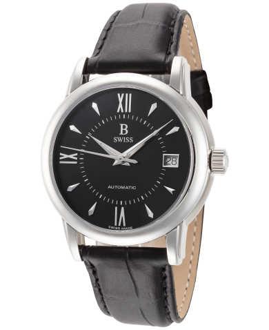 B Swiss by Bucherer Men's Watch 00.50205.08.35.01