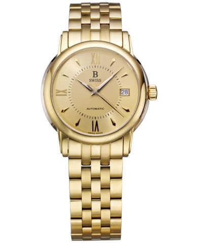 B Swiss by Bucherer Men's Watch 00.50205.10.45.21