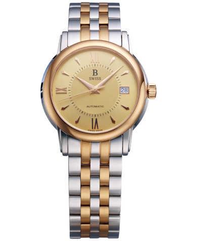 B Swiss by Bucherer Men's Watch 00.50205.35.45.21