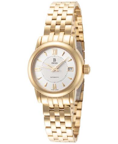 B Swiss by Bucherer Women's Watch 00.50206.10.15.21