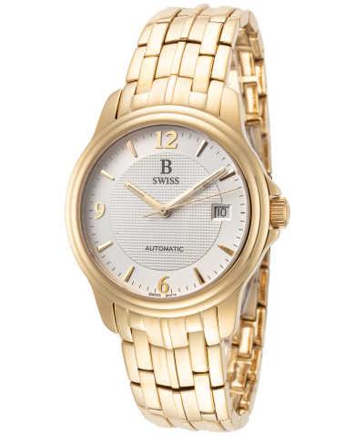B Swiss by Bucherer Men's Watch 00.50501.10.16.21