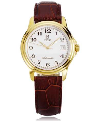 B Swiss by Bucherer Men's Watch 00.50501.10.22.01