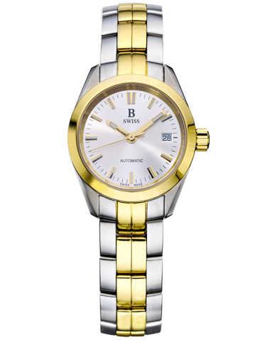 B Swiss by Bucherer Women's Watch 00.51007.34.13.21